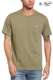 Original Penguin® Green Embroidered Logo T-Shirt