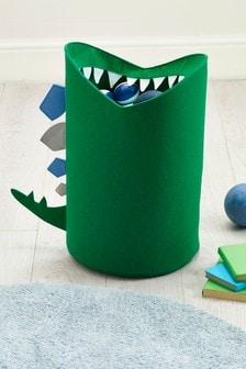 Dinosaur Felt Storage Bag
