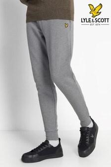 Lyle & Scott Mid Grey Marl Skinny Sweatpants