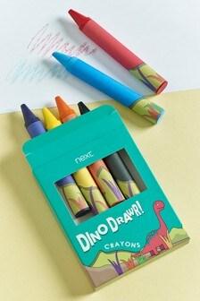 Dino-Rawr Crayons