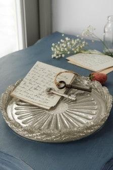 Mercury Glass Tray