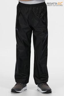 Regatta Kids Stormbreak Waterproof Over-Trousers