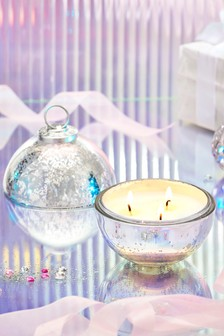 Iced Berry Fragranced 3 Wick Candle