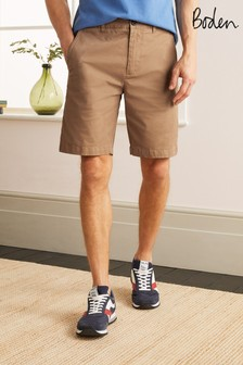 Boden Brown Chino Shorts