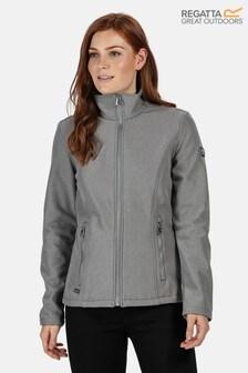 Regatta Grey Charley Softshell Jacket