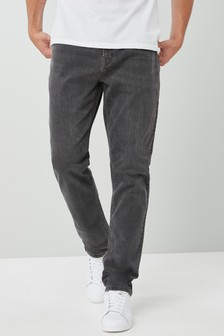 19c208208c3 Buy Grey Grey Jeans Jeans from the Next UK online shop