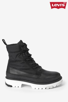 Levi's Solvi Quilted Boots