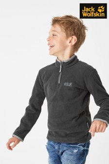 Jack Wolfskin Children's Gecko Fleece