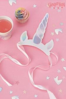 Ginger Ray Unicorn Horn Tiara