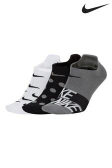 Nike Adult Trainer Socks Three Pack