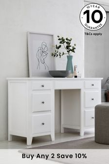 White Ashington Dressing Table