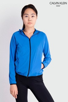 Calvin Klein Golf Blue Arena Windbreaker Jacket