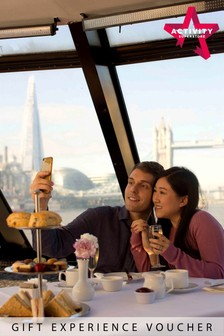 Relaxing River Cruise And Classic Afternoon Tea For Two by Activity Superstore