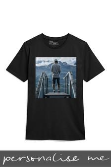 Personalised Photo Upload T-Shirt