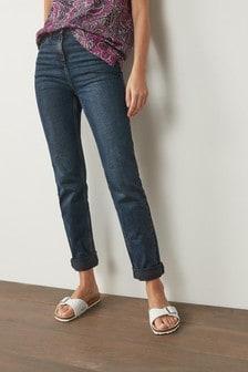 Inky Blue Slim Jeans