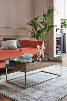 Mirror Effect Sloane Coffee Table