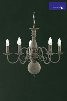 Fairmont 5 Light Ceiling Light by Searchlight