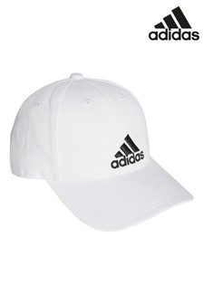 adidas Kids White Cap