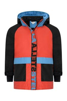 Boys Colourblock Ski Jacket