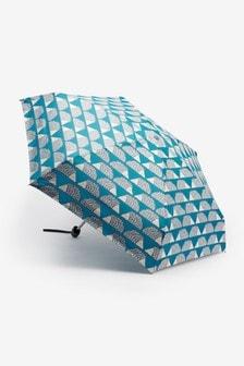 Scion Spike Printed Compact Umbrella