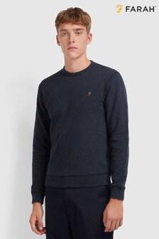 Farah The Tim Crew Sweatshirt