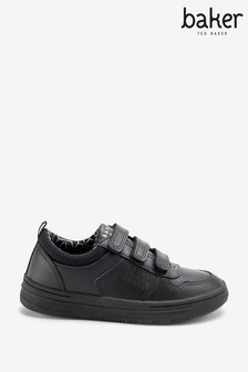 Baker by Ted Baker Black Trainers