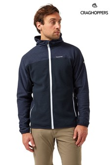 Craghoppers Blue Galway Hooded Jacket
