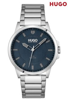 HUGO First Stainless Steel Bracelet Watch