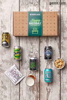 Beer Hawk Birthday Box