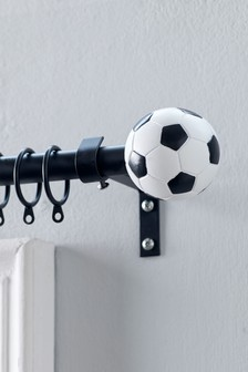 Football Curtain Pole