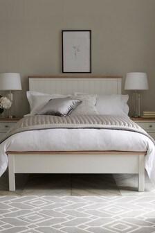 Chalk Hampton Bed