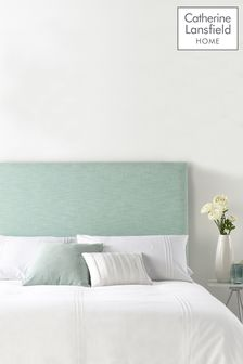 Duck Egg Pastel Collection Headboard By Catherine Lansfield