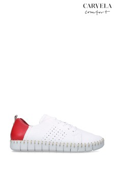 Carvela Comfort Coco Red Trainers