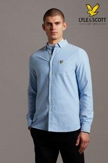 Lyle & Scott Riviera Regular Fit Lightweight Oxford Shirt