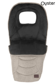 Pebble Oyster 3 Footmuff  By Babystyle