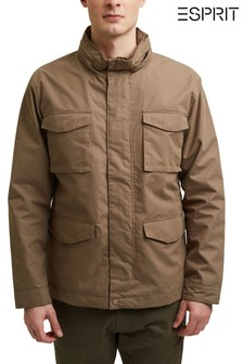 Esprit Brown Outdoor Woven Jacket