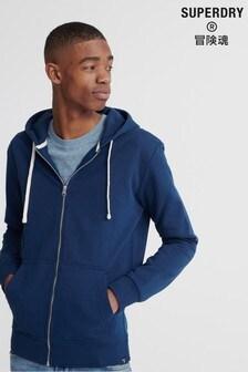 Superdry Standard Label Zip Hoodie
