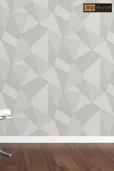 Fine Décor Large Fractal Wallpaper