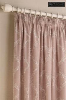 Olivia Eyelet Curtains by Riva Home