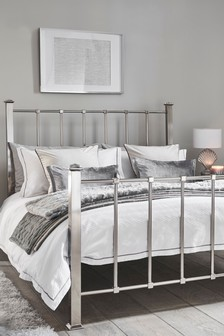 Silver Mayfair Bed