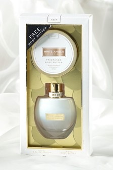 White Amber 100ml Gift Set