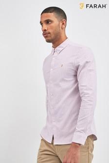 9bb33805e93 Buy Men s shirts Oxfordshirt Oxfordshirt Shirts Farah Farah from the ...