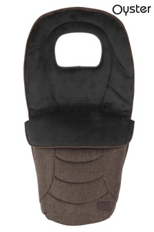 Truffle Oyster 3 Footmuff  By Babystyle