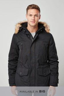 11165811cafc Mens Parka Coats   Jackets
