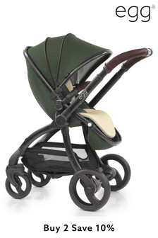 Country Green Egg Stroller By Babystyle