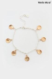 White Stuff Stationed Bracelet