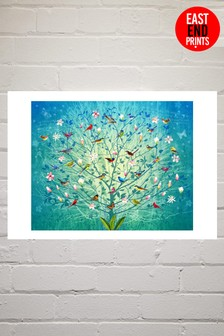 The Singing Tree by Fiona Watson Print
