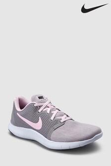 Pink/Grey  Nike Gym Flex Contact 2