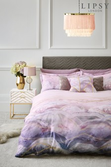 Lipsy Agate Duvet Cover And Pillowcase Set
