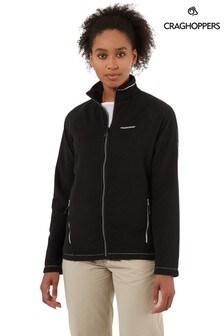 Craghoppers Black Miska Fleece Jacket